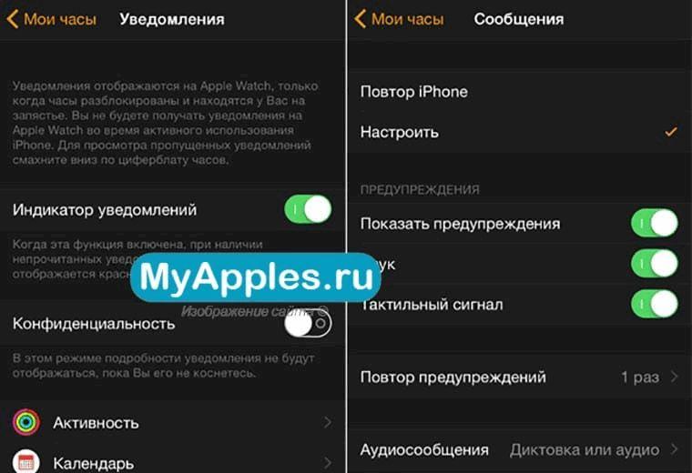 Что делать и как исправить ошибки если на Apple Watch не приходят уведомления