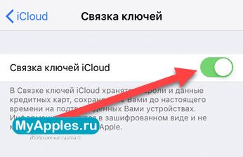 Как настроить и пользоваться связкой ключей iCloud
